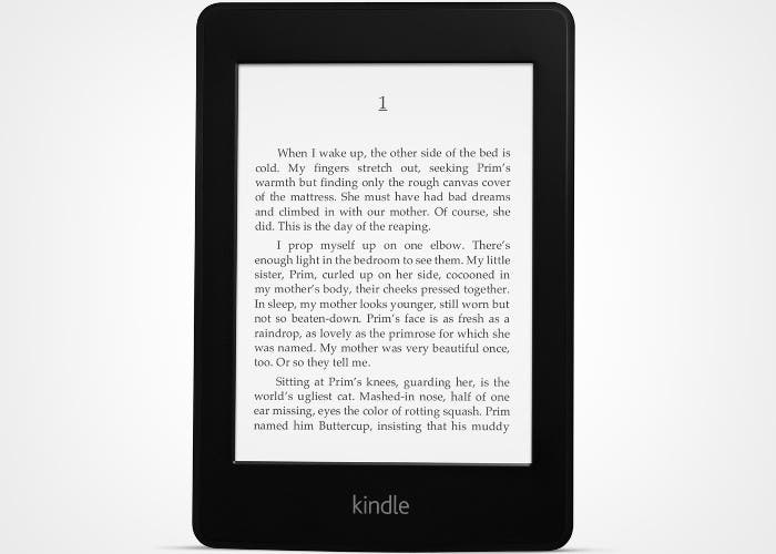 eBook Kindle Paperwhite 3G