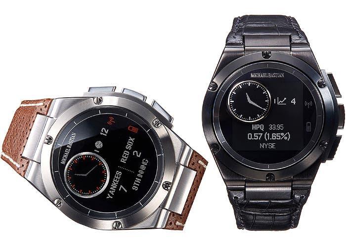 Smartwatch MB Chronowing de HP
