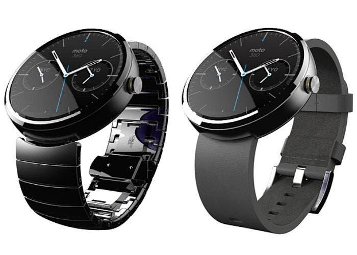 SmartWatch Moto 360 de Motorola
