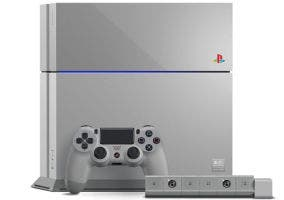 Video consola PlayStation 4 20th Anniversary