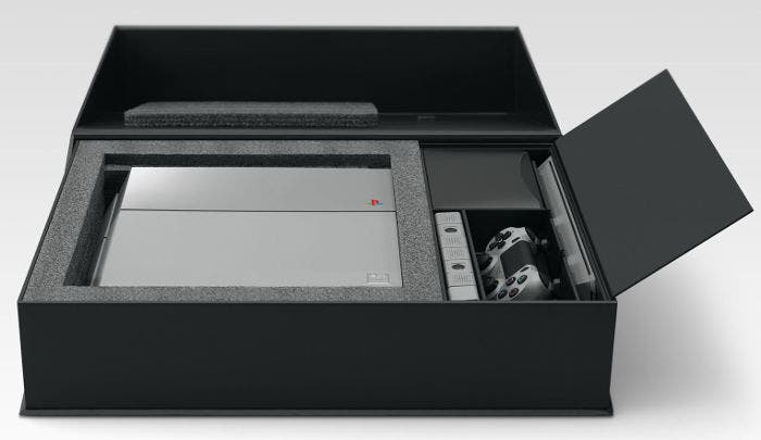 PS4 edición 20 aniversario