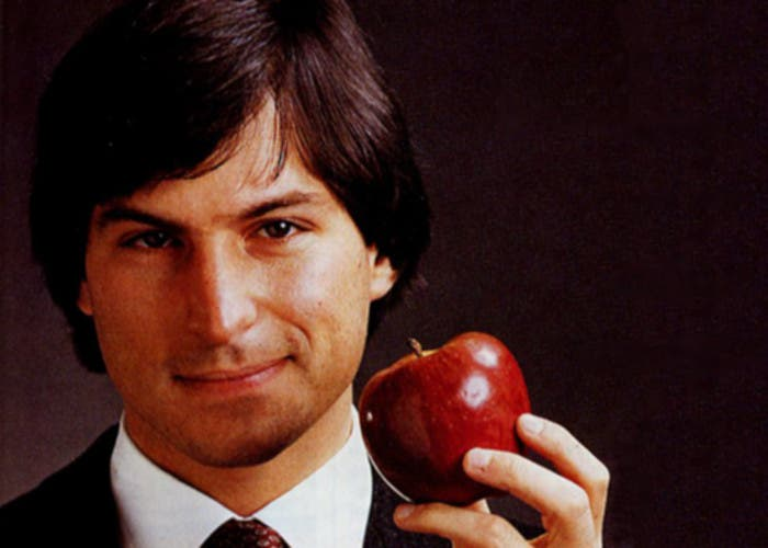 Steve Jobs de joven
