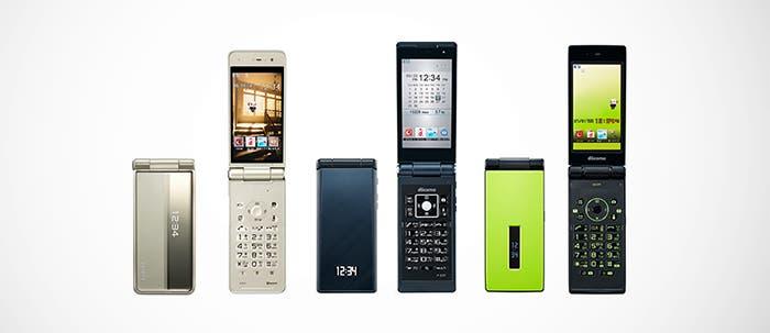 Teléfonos de Japón
