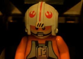Tráiler de Star Wars: El Despertar de la Fuerza en LEGO