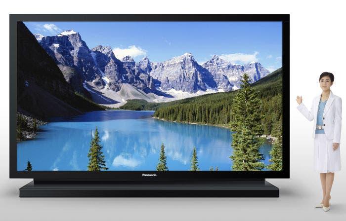 Televisor enorme