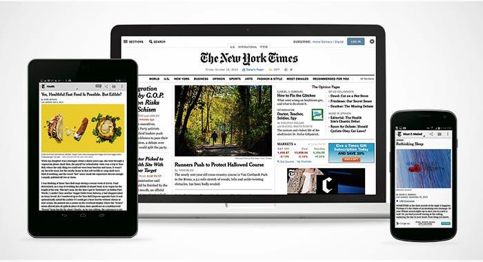 NY Times Apps