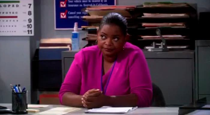 Octavia Spencer TBBT