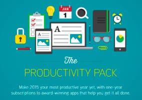 Pack Aplicaciones Productividad Destacada