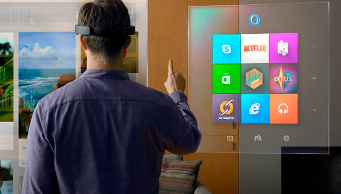 Windows Holographics destacada