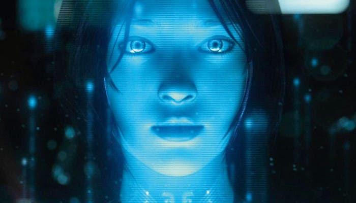 Cortana de Halo
