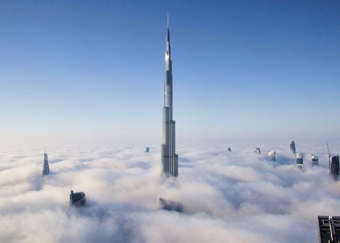 Edificio más alto en 2015