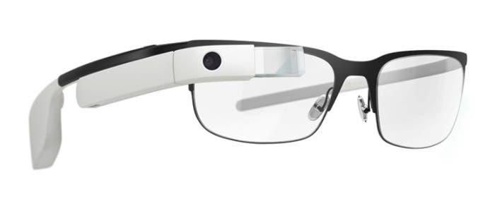 Google Glass con montura