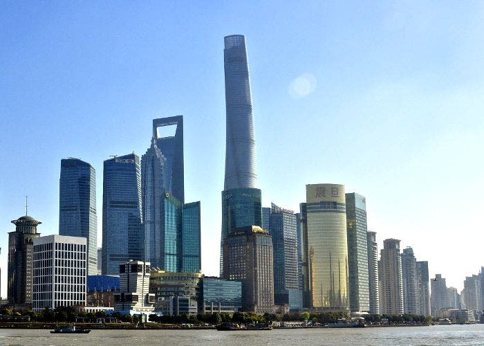 Edificio Shanghai Tower