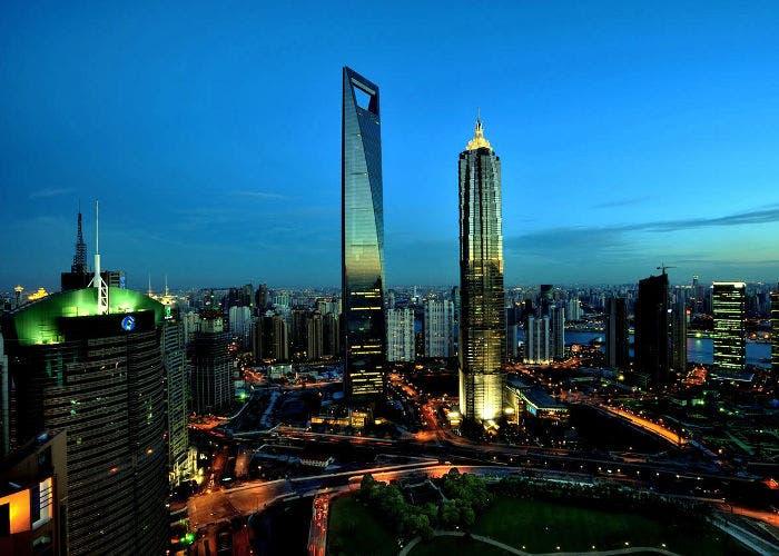 Edificio Shanghai World Financial Center