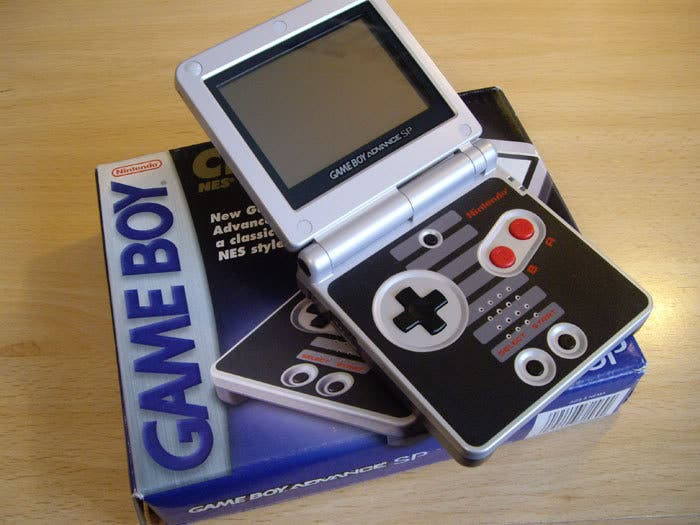 Game Boy Advance Sp NES