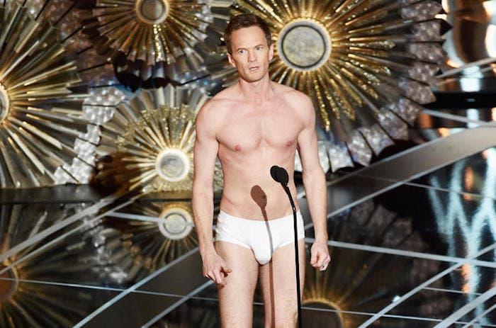 Neil Patrick Harris en calzoncillos