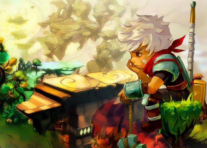 Imagen del videojuego Bastion