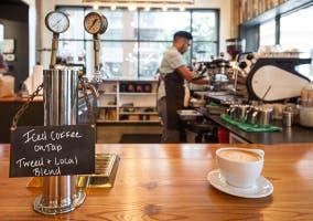 Local de café