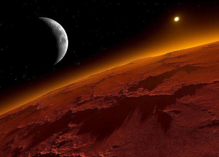 Firmamento de Marte