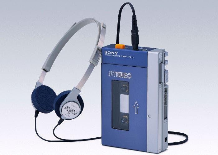 Reproductor de música portátil Sony Walkman