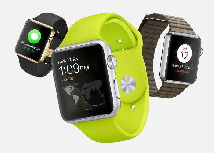 Reloj inteligente Apple Watch