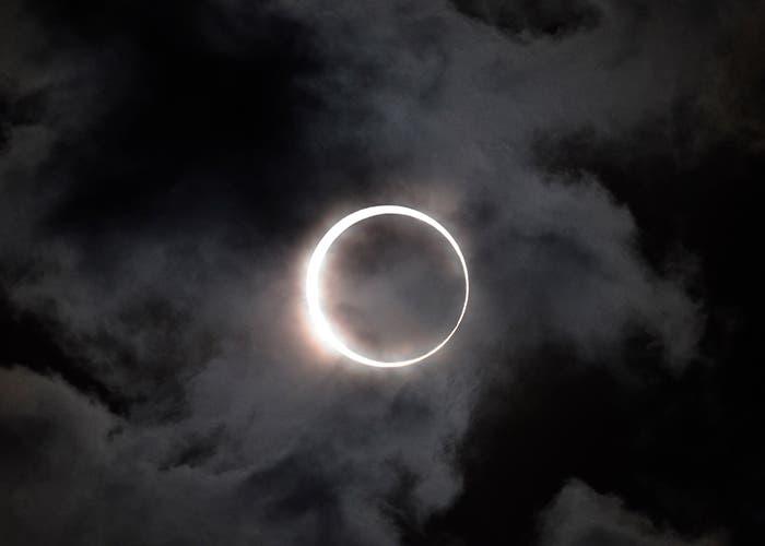 Fotografía durante un eclipse solar