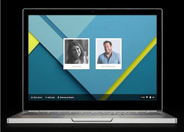 Chromebook Pixel (2015)