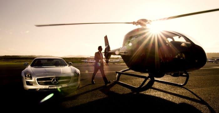 Cliente de Gotham Air