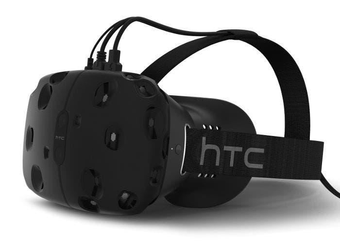Casco de realidad virtual HTC Re Vive