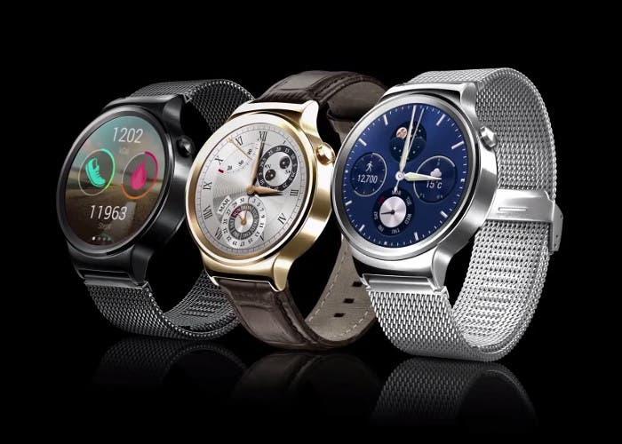 Reloj inteligente Huawei Watch