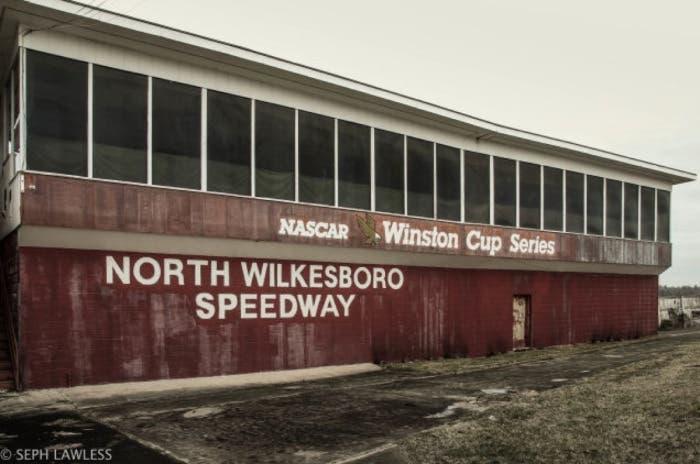 Así es hoy North Wilkesboro Speedway, el primer circuito de NASCAR de la historia