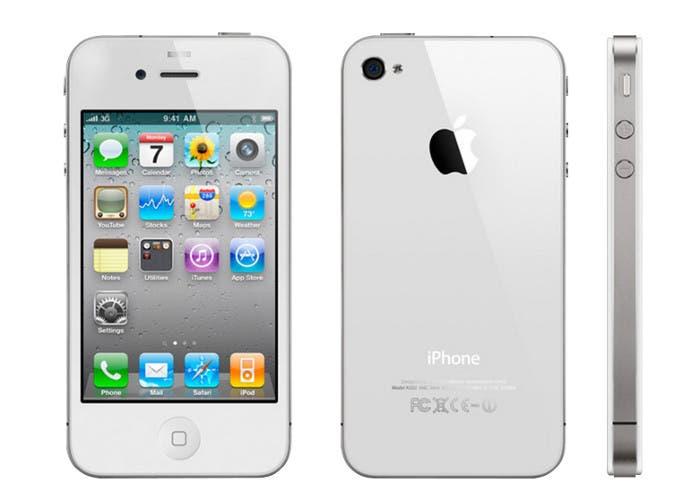 Smartphone iPhone 4 de Apple