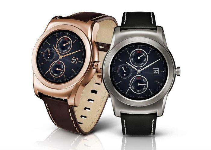 reloj inteligente LG  Watch Urbane