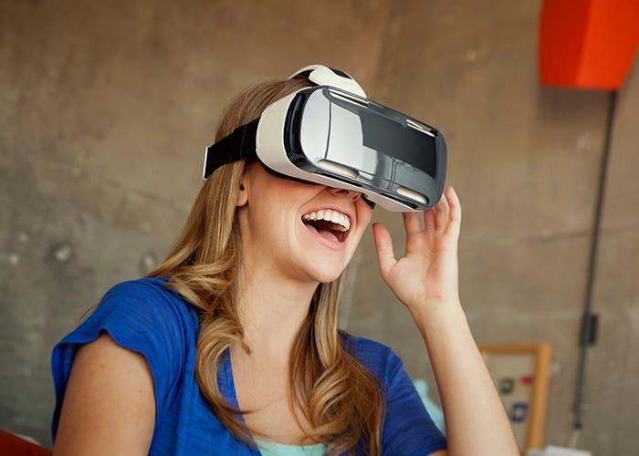 Casco de realidad virtual Samsung Gear VR
