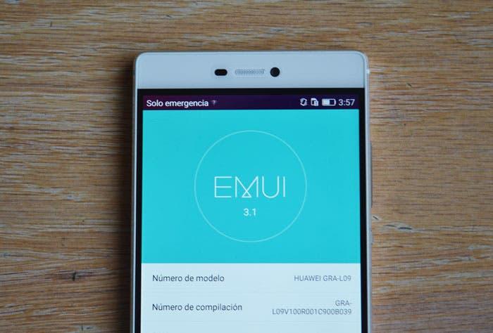 EMUI 3.1