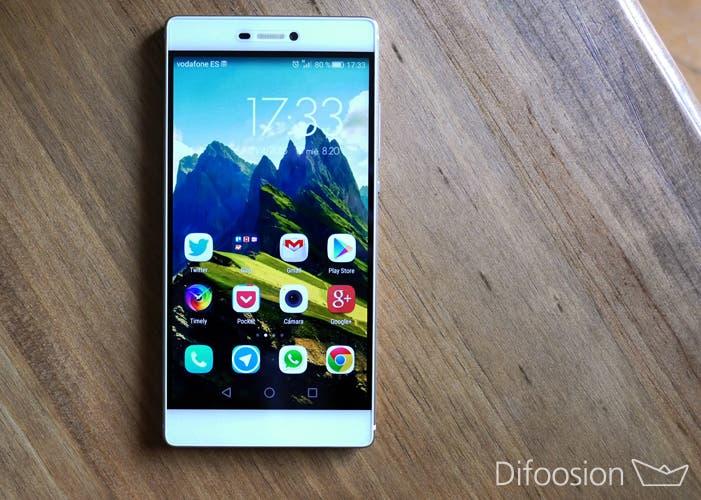 Huawei P8 analisis