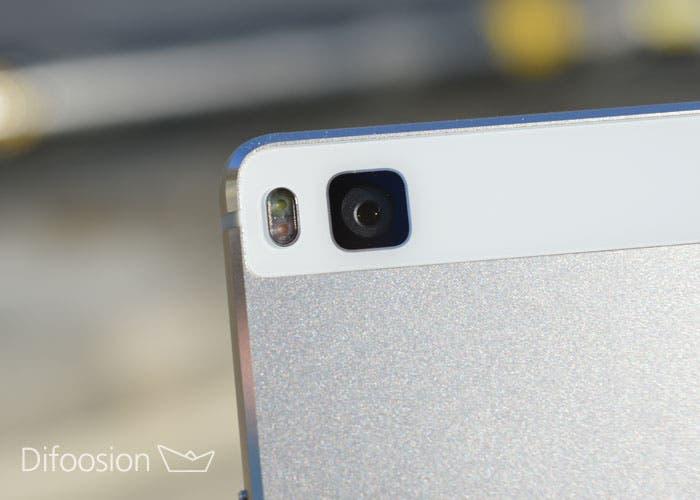 Huawei P8 cámara