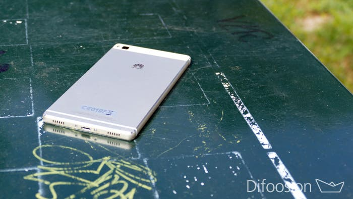 Huawei P8 general