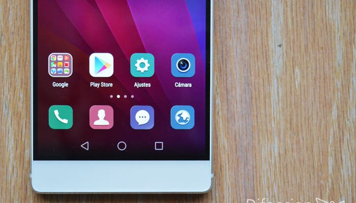 Huawei P8 primeras impresiones xombit