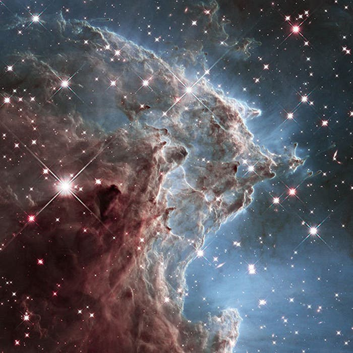 Nebulosa Cabeza de Mono