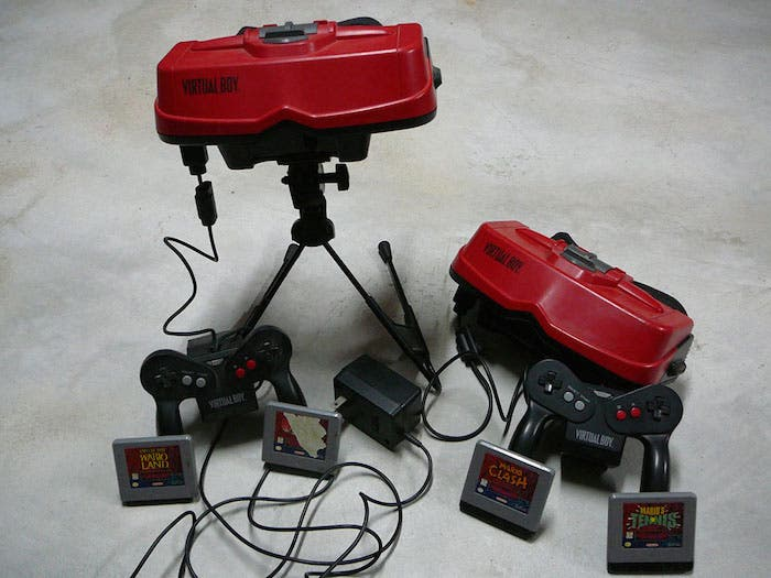 Nintendo Virtualboy