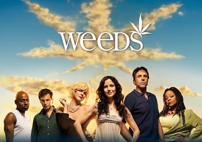 Weeds elenco