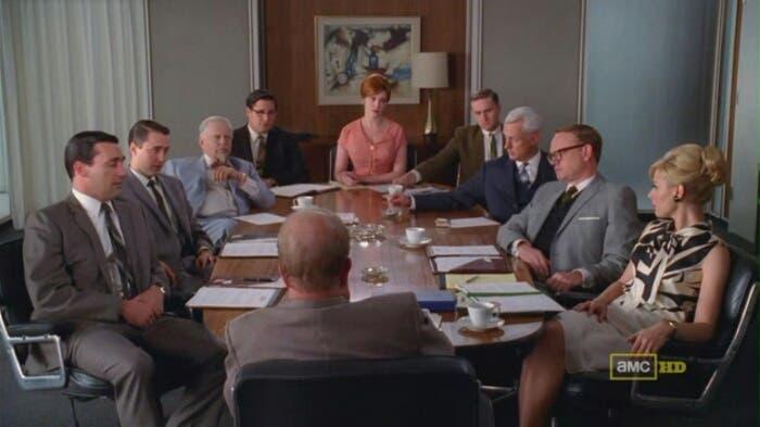 Conferencia mad men