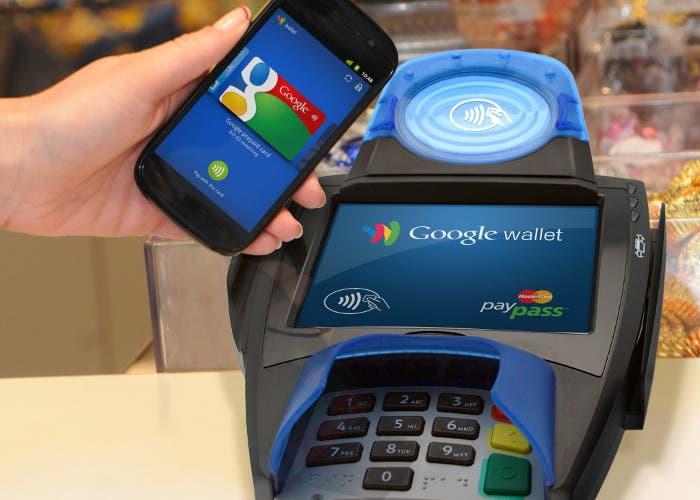 Google Wallet, sistema de pagos móviles por NFC