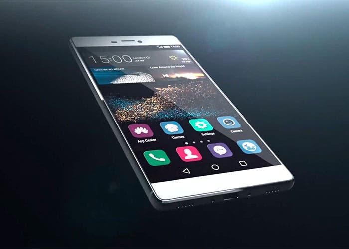 Huawei P8 presentación