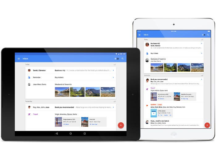 App Inbox by Gmail para tablets
