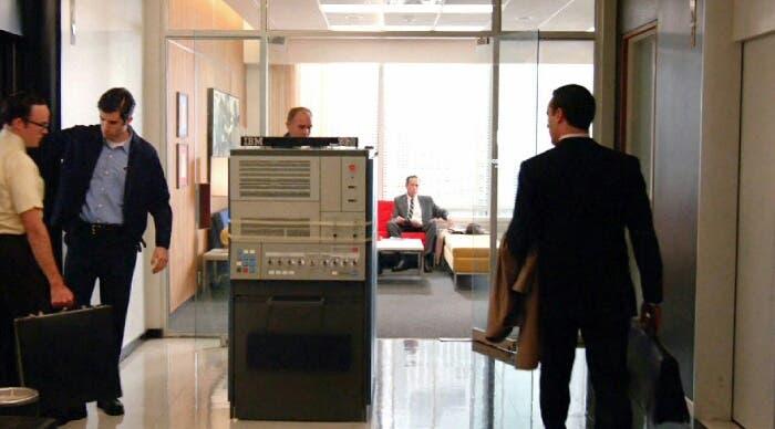 Mad Men ordenador