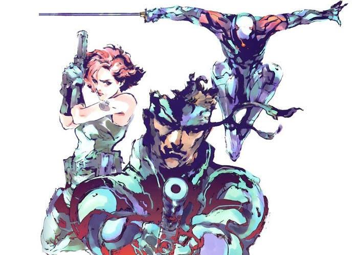 Imagen del videojuego Metal Gear Solid