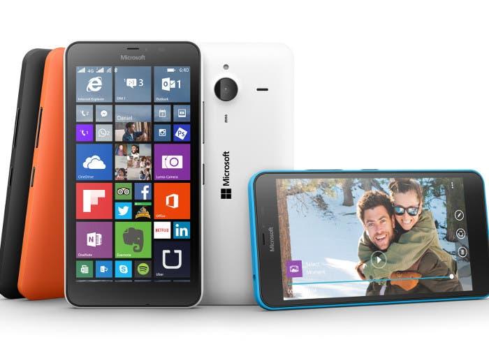 Smartphone Microsoft Lumia 640 XL LTE