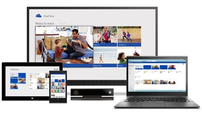 OneDrive, el servicio de almacenamiento en la nube de Microsoft